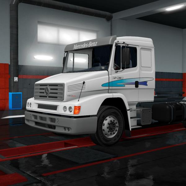 MB LS 1634 - ETS 2