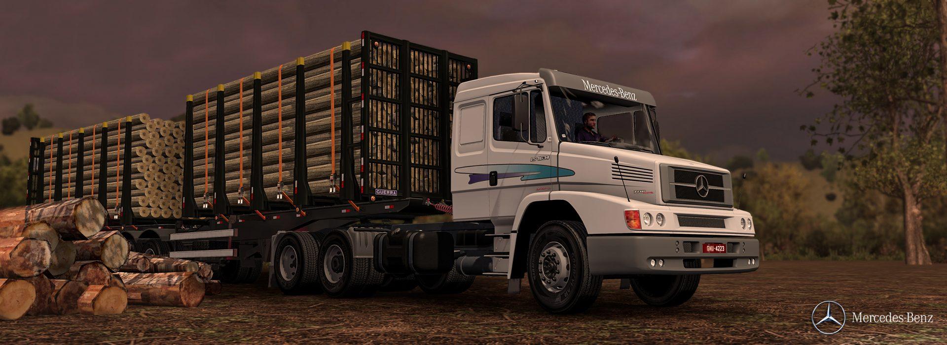 Mercedes-Benz LS 1634 ETS 2