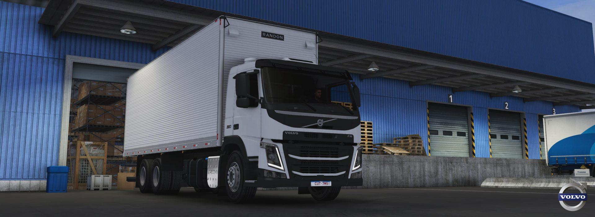 Volvo FM 2015 Chassis Rígido