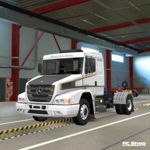 Mercedes-Benz Atron 1635 Série Especial- ETS 2